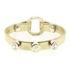 BRACCIALE LAME' GOLD - 9MM JEWELRY