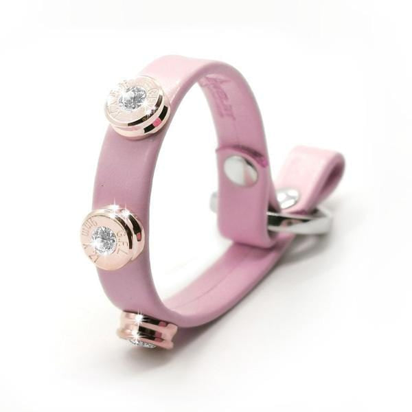 BRACCIALE BASIC ROSA - 9MM JEWELRY
