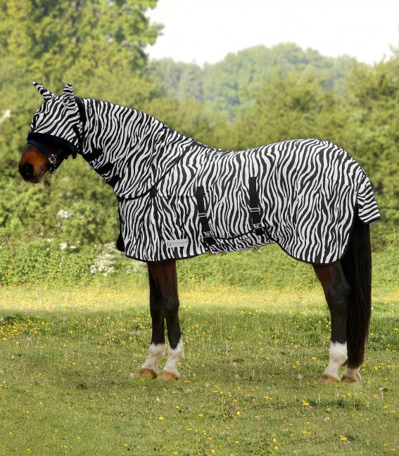 Waldhausen Zebra Anti Fly Sheet