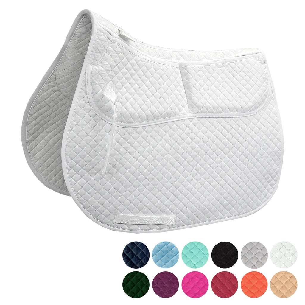 ECP Quilted Correction All Purpose Saddle Pad