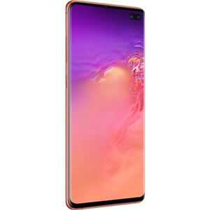 Unlocked Samsung Galaxy S10+ 128GB Android Smartphone - Flamingo Pink