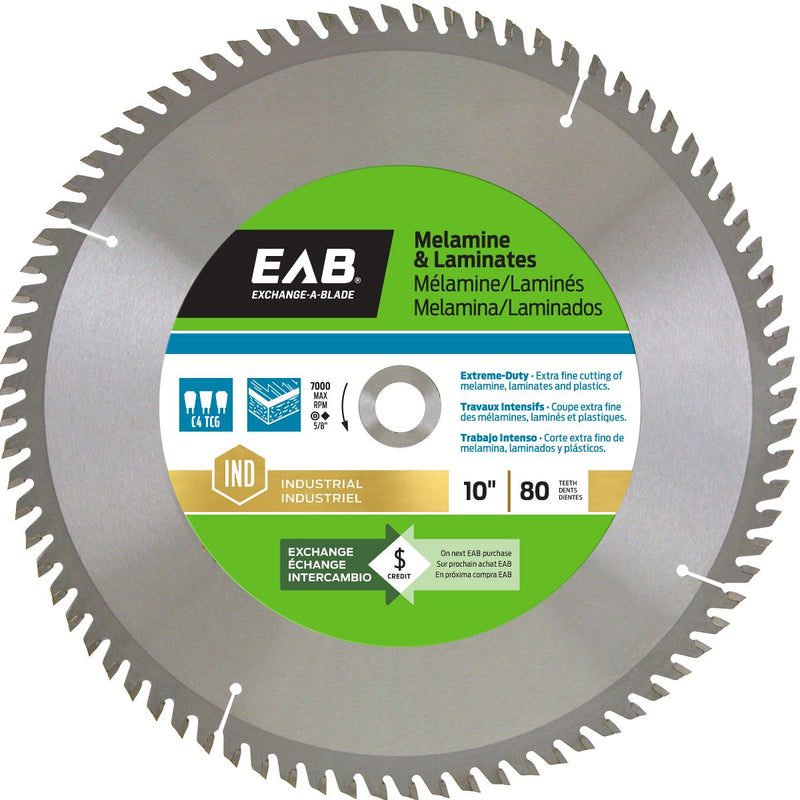 10-inch-x-80-Teeth-Carbide-Melamine-Industrial-Saw-Blade-Exchangeable-Exchange-A-Blade