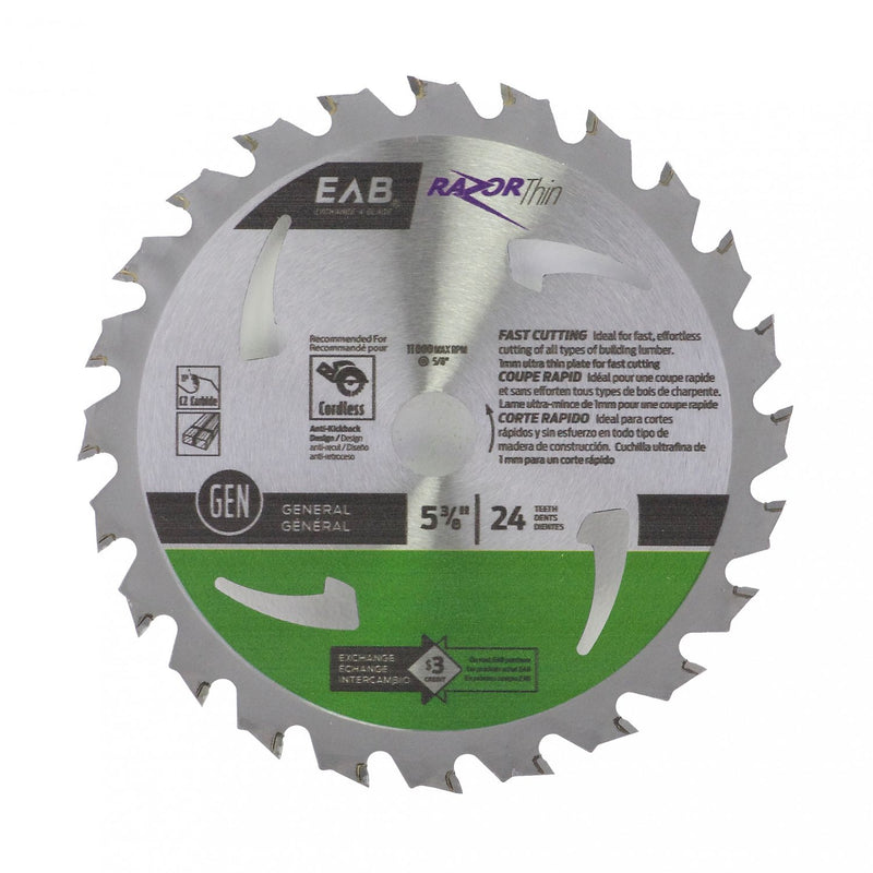 5-3/8-inch-x-24-Teeth-Carbide-Razor-Thin-Saw-Blade-Exchangeable-Exchange-A-Blade