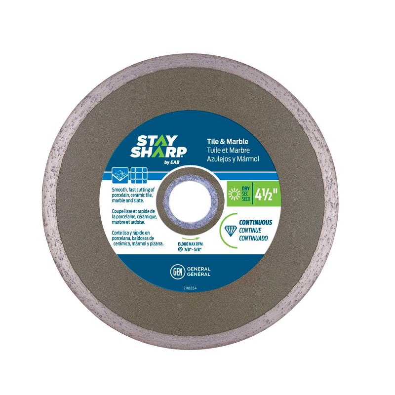 4-1/2-inch-Continuous-Tile-Bronze-Diamond-Blade-Recyclable-Stay-Sharp