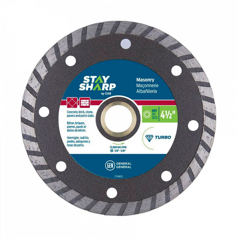 4-1/2-inch-Turbo-Bronze-Diamond-Blade-Recyclable-Stay-Sharp