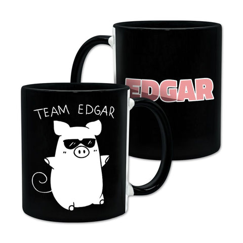 Team Edgar - Tasse