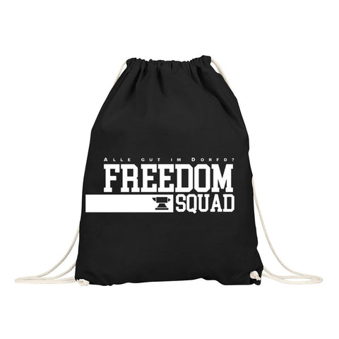 Freedom Squad - Turnbeutel