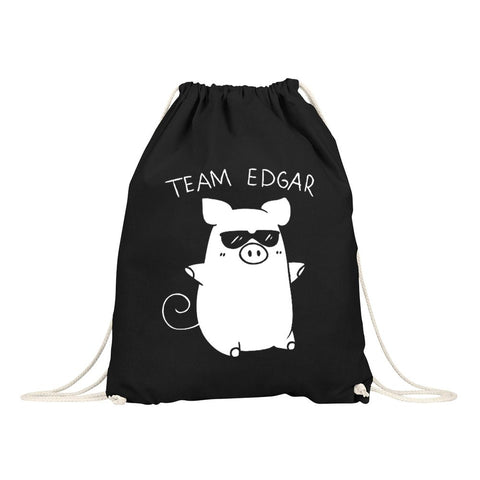 Team Edgar - Turnbeutel