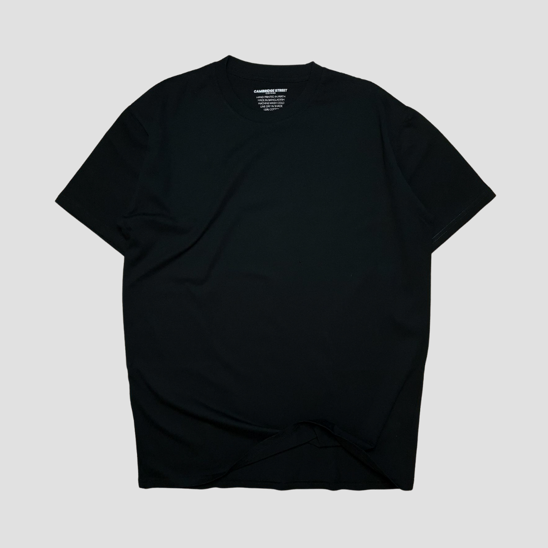 Mark McGowan Locals Only Black Tee