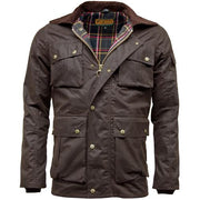Game Utilitas Wax Jacket - End of Line Sale - WaxKraft