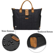 VASCHY Laptop Bag for Women Vintage - WaxKraft