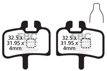 Load image into Gallery viewer, EBC - CFA277 Green Brake Pads