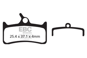 EBC - CFA310 Green Brake Pads