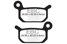 Load image into Gallery viewer, EBC - CFA325 Green Brake Pads