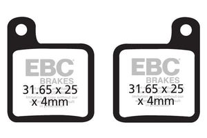 EBC - CFA338 Green Brake Pads