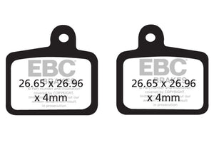 EBC - CFA466 Green Brake Pads