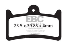 Load image into Gallery viewer, EBC - CFA639R Red Brake Pads