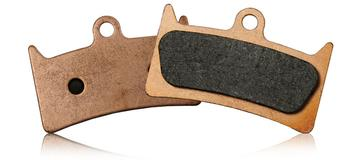 EBC - CFA402HH Gold Brake Pads