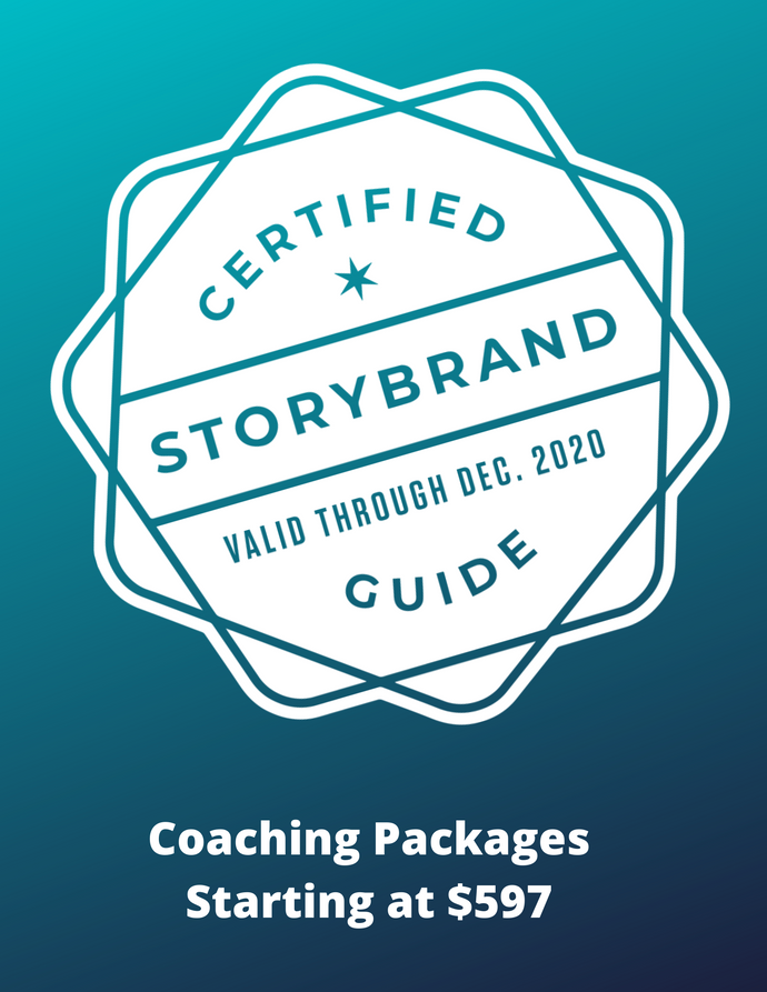 4 - StoryBrand Coaching Packages