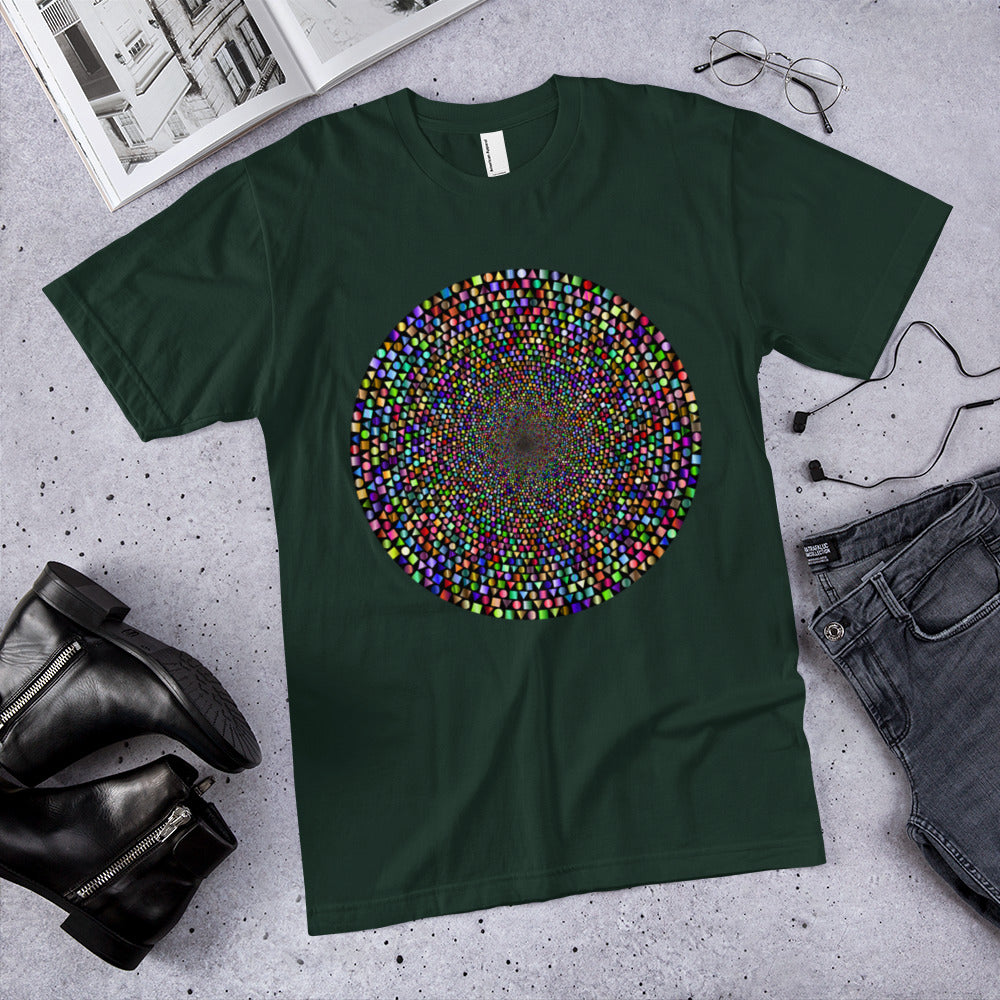 "Outspoken-Designs ""Bursting with PRIDE"" T-Shirt"