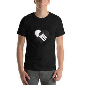 "Outspoken-Designs ""Nice to meet you"" Short-Sleeve Unisex T-Shirt"