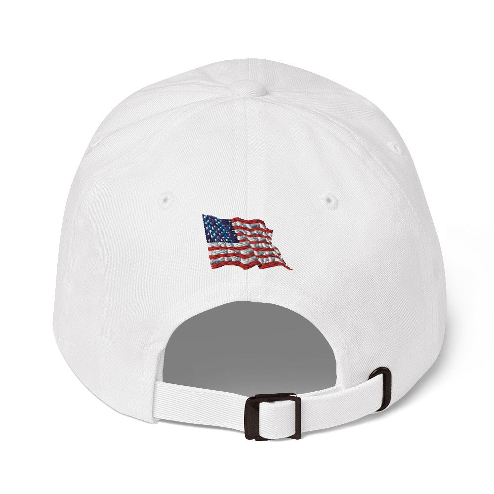 "Outspoken-Designs Limited Edition ""Brotherhood"" Dad hat"