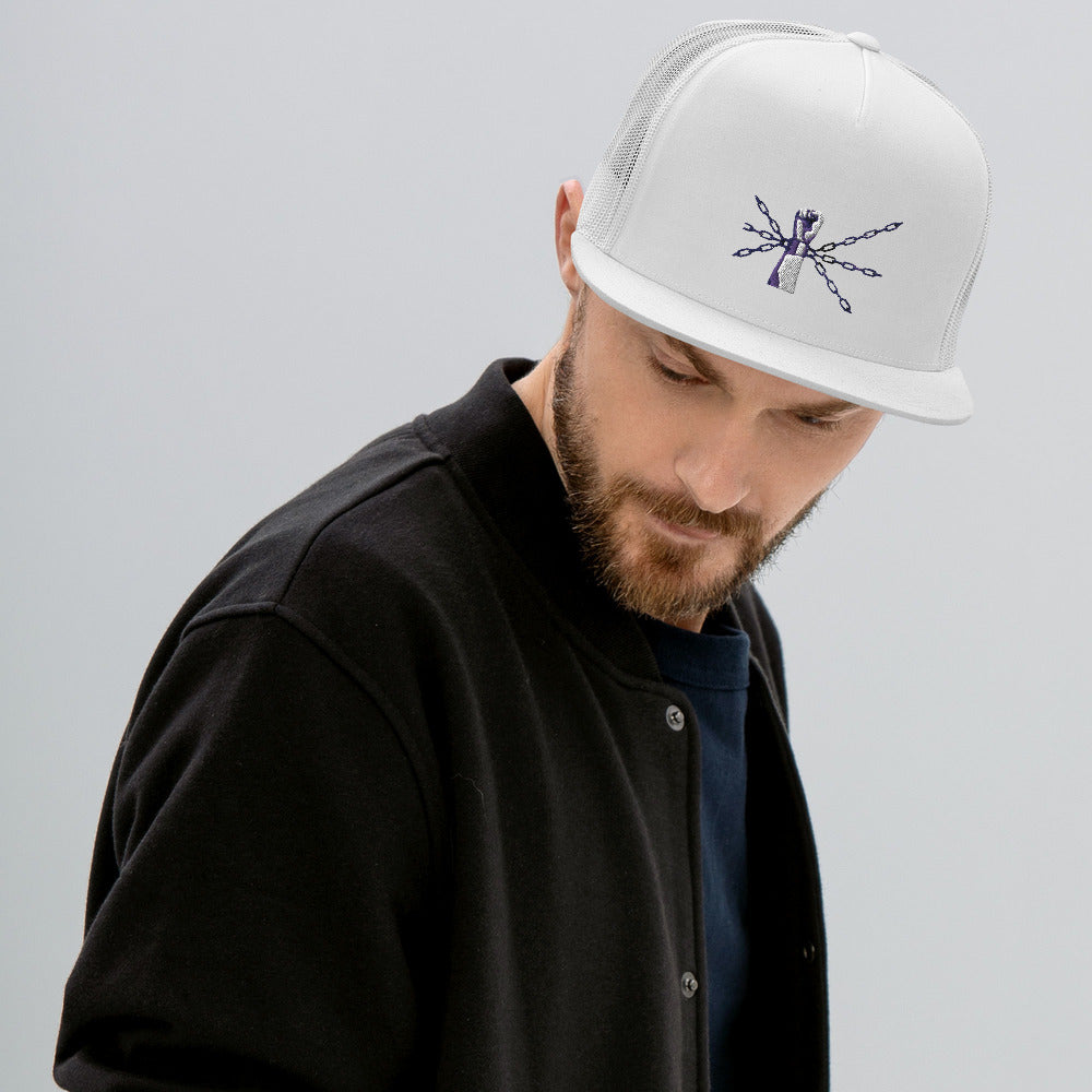 "Outspoken-Designs.com ""Break Free"" Trucker Cap"