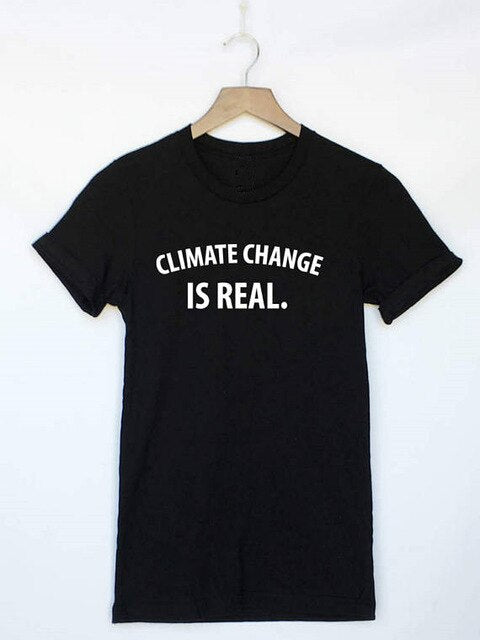 Outspoken-Designs Climate Change is Real