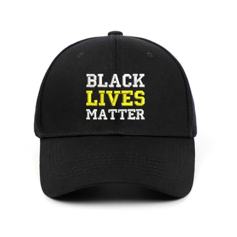 BLACK LIVES MATTER  snapback hat