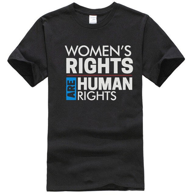 Womens Rights are Human Rights T-Shirt
