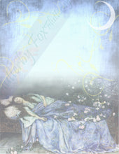 Load image into Gallery viewer, Sleeping Beauty Under the Moon