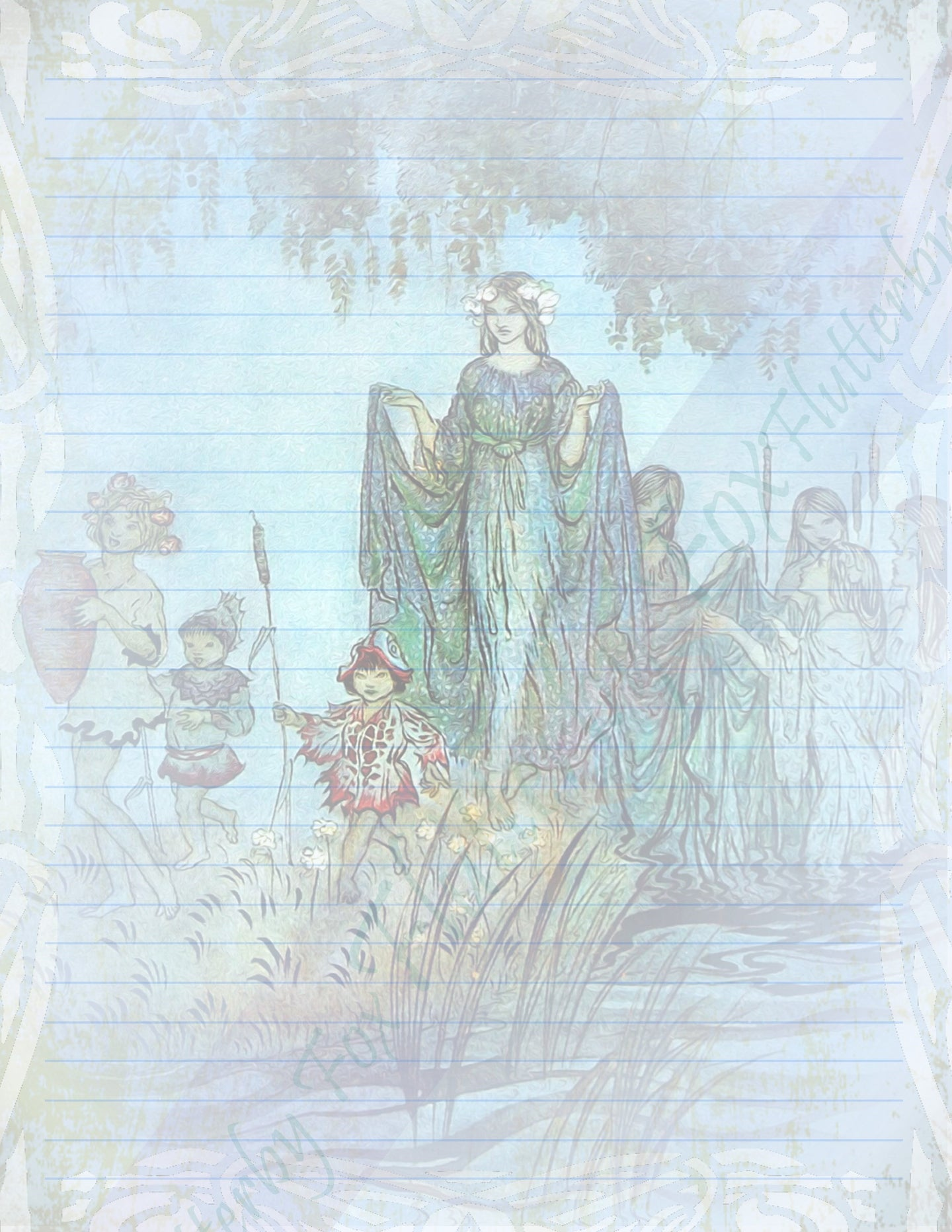 Titania's March of the Fairies