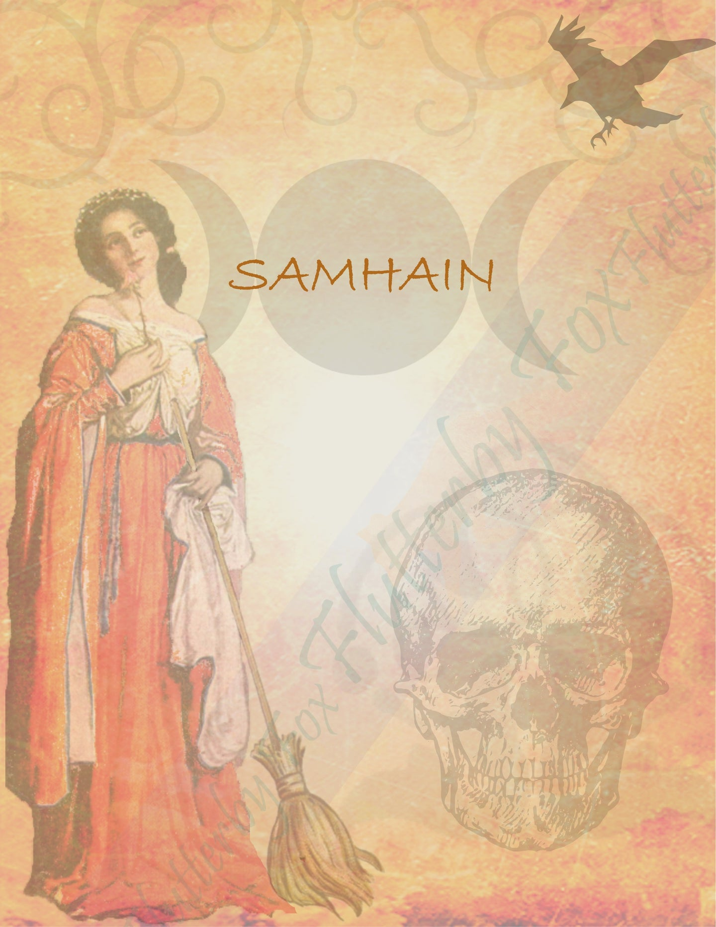 Samhain Packet of Five
