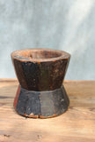 s1385 木製小すり鉢 【Small wooden mortar】