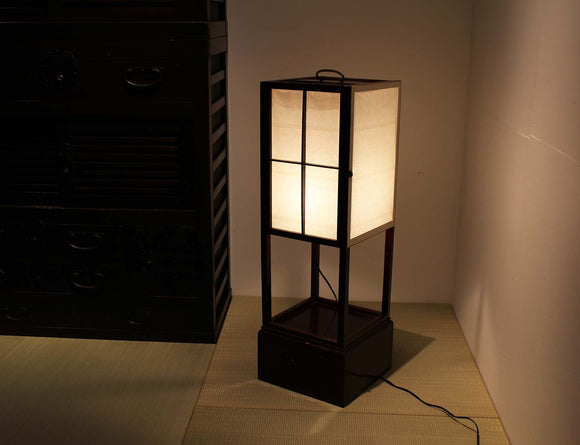 s1364 行灯 【Andon、paer-covered lantern】