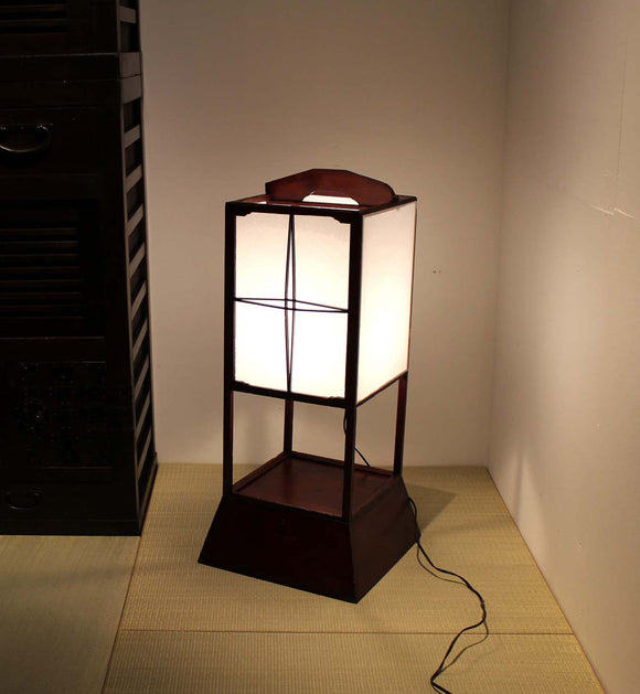 s1363 行灯 【Andon、paer-covered lantern】