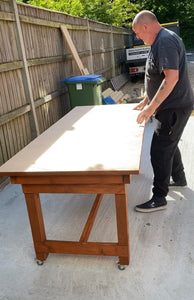 Easy Store Solid Workbench/Table