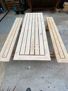 Easy Access Picnic Table
