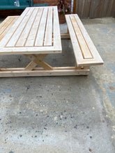 Load image into Gallery viewer, Easy Access Picnic Table