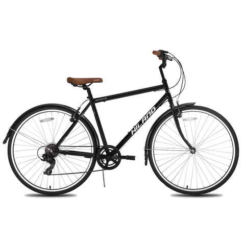 HILAND Urban City Commuter Bike HIU7006