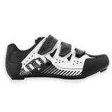 HILAND Indoor Spinning & Road Bike Cycling Shoes SHR003wh