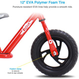 JOYSTAR Kid Balance Bike Rocket