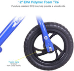 JOYSTAR Balance Bike Wheel Single