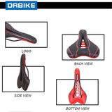 DRBIKE Bicycle Bike Seat