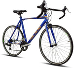 HILAND 700c Road Bike HIRTW005 Steel City Commuter Bicycle