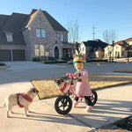 JOYSTAR Kids Balance Bike Marcher