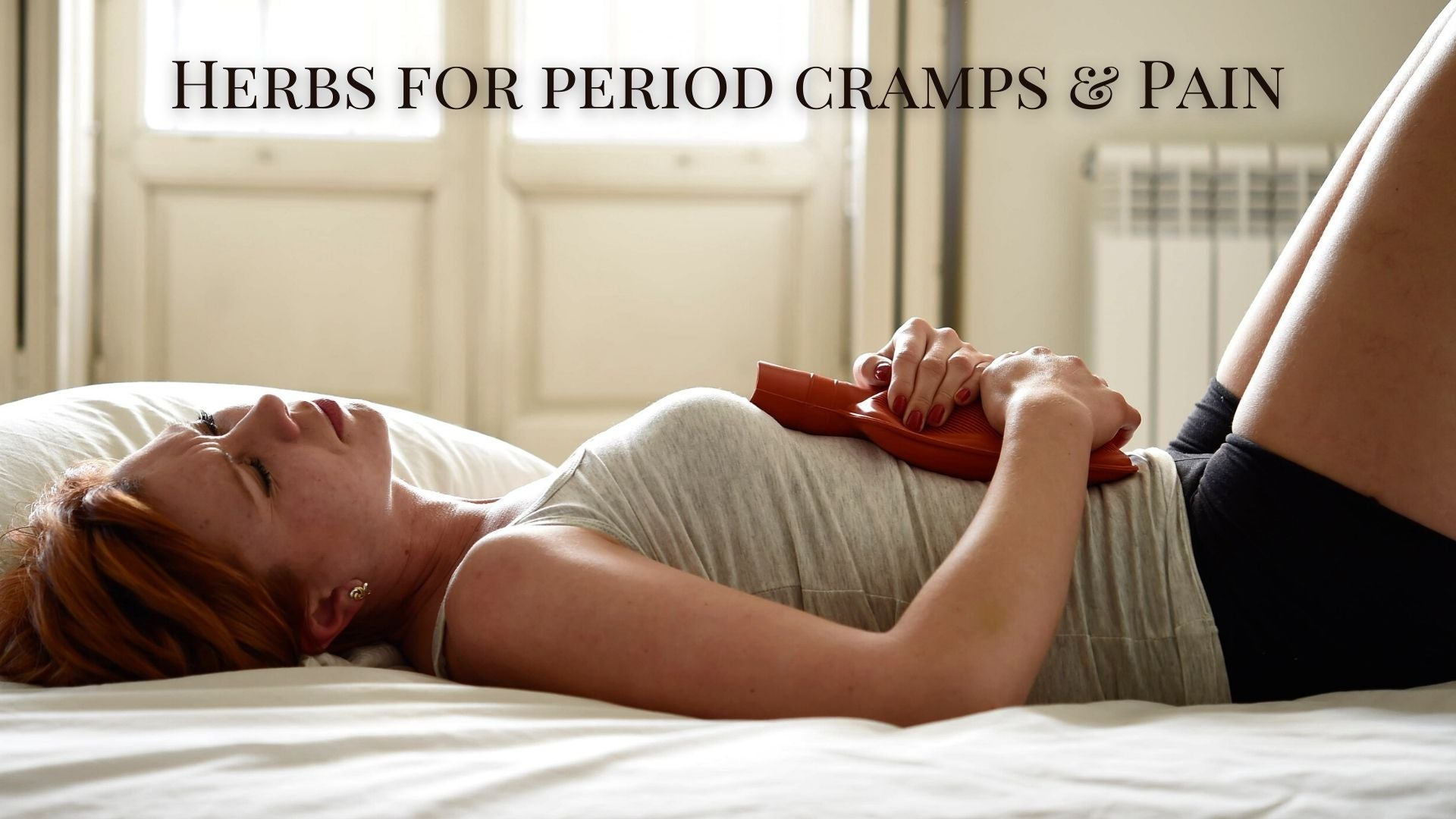herbs for period pain cramping relief