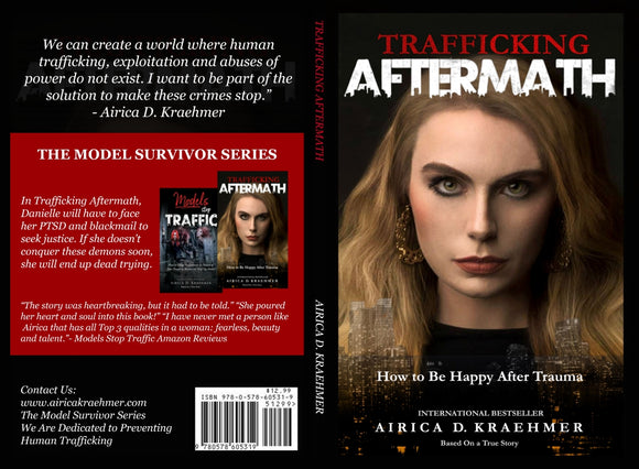 Trafficking Aftermath: How to Be Happy After Trauma