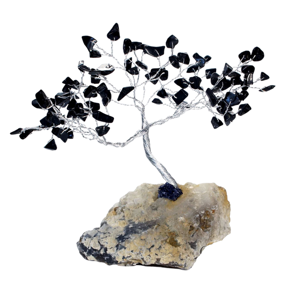 black tourmaline crystal tree