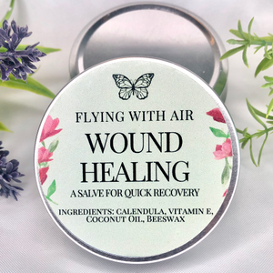 Healing Wounds Salve